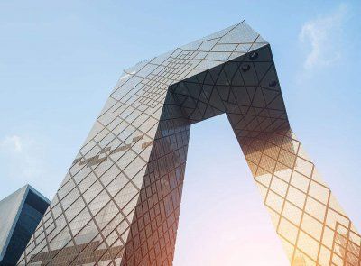 CCTV Headquarters Building Project