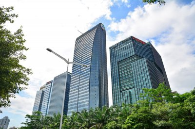 Beijing Tencent Headquarters Building Project
