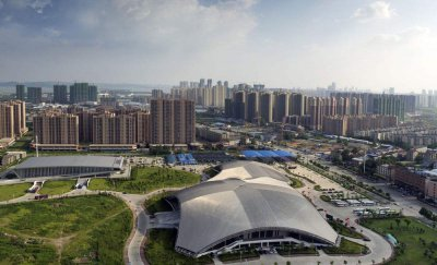 Hubei WISCO Sports Center Project