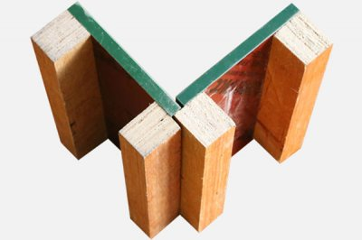 Concrete square column formwork square column construction takes only 20 mins