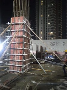 Column Formwork Clamp