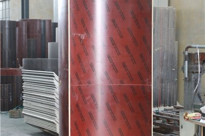Analysis of the Characteristics of Architectural Circular Column Formwork Method