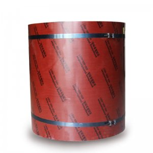 circular column formwork construction case in Hunan