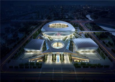 Zhengzhou Olympic Sports Center