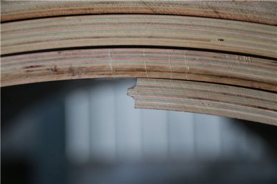 The reason why wood circular column forms are more popular than steel formwork